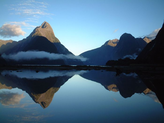 Лучшие национальные парки мира - Фьордленд