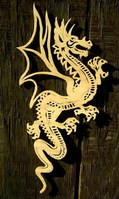 Драконы. Выпиливаем лобзиком. 79395946_chinese_dragon_fret_for_site