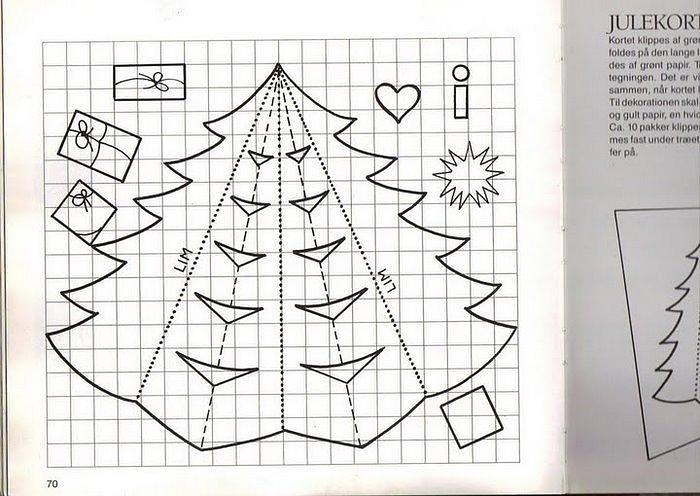 Поделки открыток своими руками схема