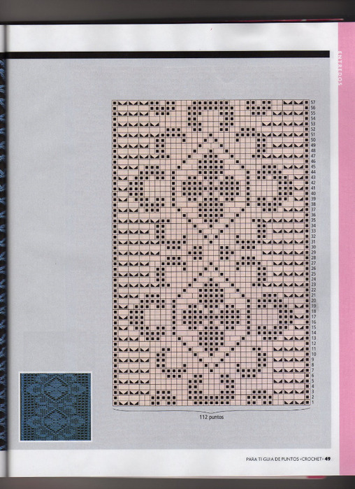 Дневники вязание филейное вязание 60