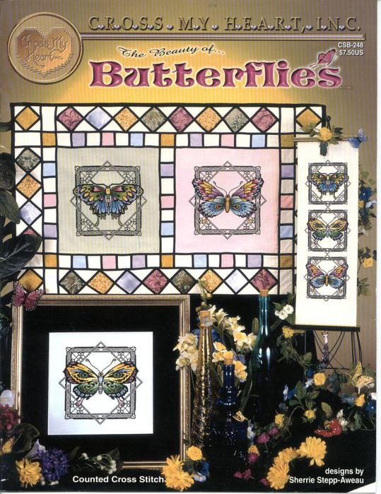 витражи с бабочками карт1