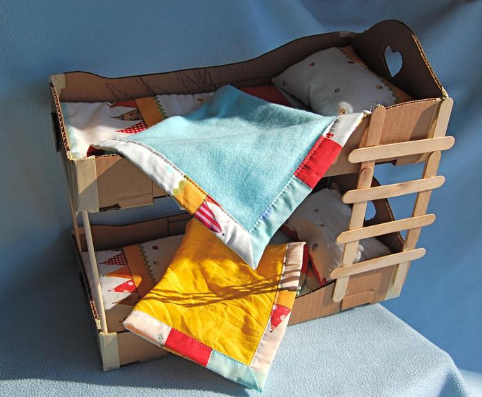 Что можно сделать из коробок для детей