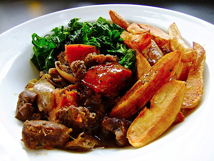 Marco Pierre White's Quick Lamb Stew Recipes — Dishmaps