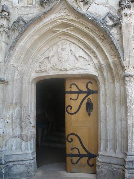 замок в Миланде (Chateau des Milandes). 25974