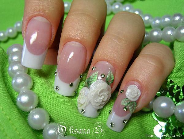 Теги:ногти виктории бони,ногти риснки,ногти одесса,фото нарощенные ногти...