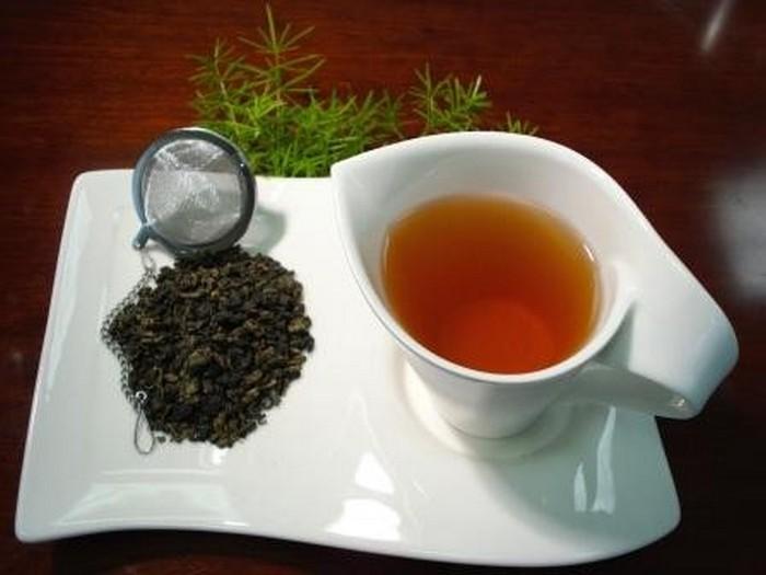 Чай Оолонг или Улун чай