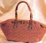 Описание: модные пляжные вязанные крючком сумочки схемы - Сумки.