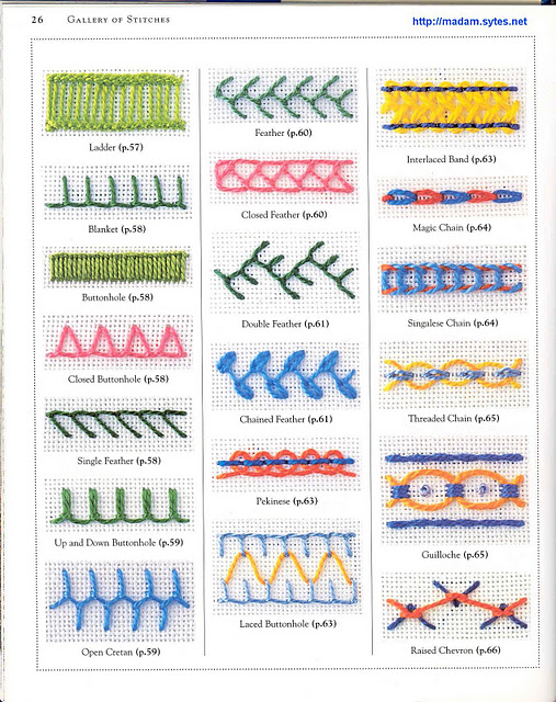 Stitch Sampler 023 (507x640, 149Kb)