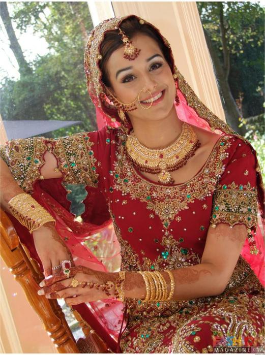 Indian Bridal 75423