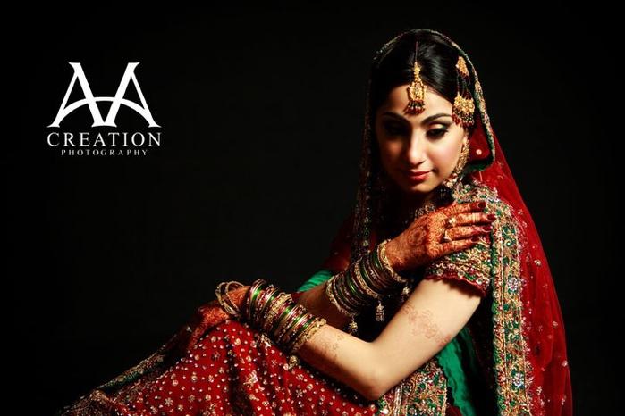 Indian Bridal 30604