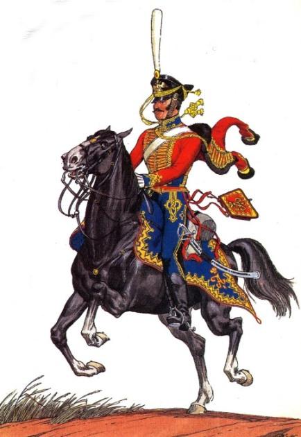 02 гусарский лейб-гвардии рядовой (434x630, 68Kb)