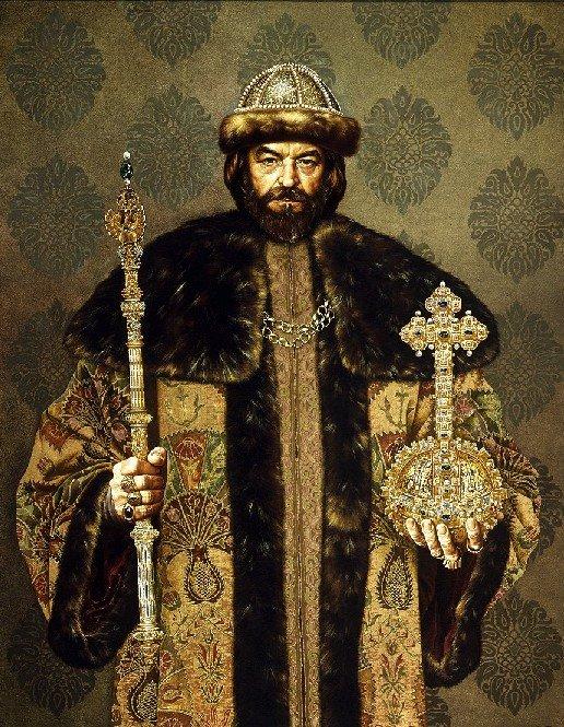 Donskoy 3. Ivan III The Great 4. Ivan IV The Terrible 5. Boris Godu…