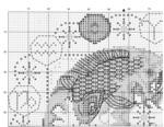 Превью Panna   ЗН-933 Знаки Зодиака Рыбы 01 (700x542, 308Kb)