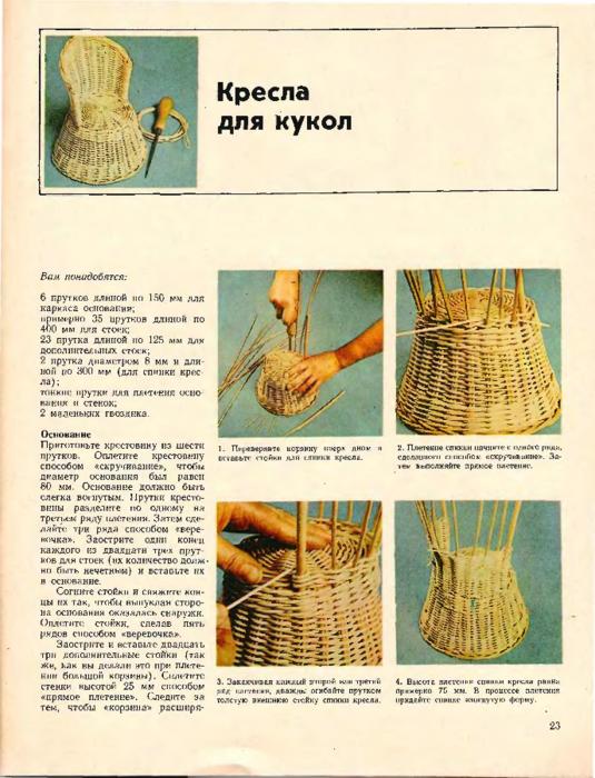 """КНИГА """" ПЛЕТЕНИЕ"""". 79619304_p0023"""