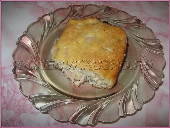 Пирог из жидкого теста10 (592x446, 59Kb)