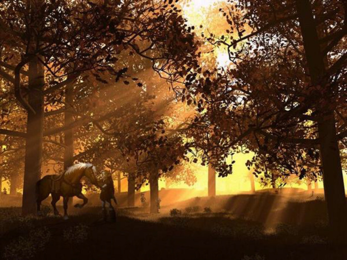 ocarina-of-time-3d-wallpaper-true-love-link-and-epona (700x525, 149Kb)