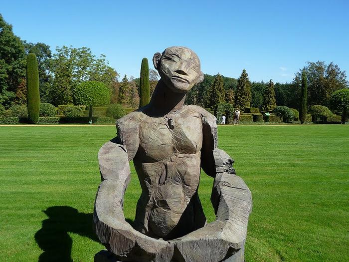 Сады поместья Эриньяк /Les Jardins du Manoir D'Eyrignac 41253