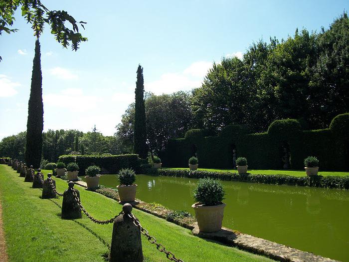 Сады поместья Эриньяк /Les Jardins du Manoir D'Eyrignac 11591