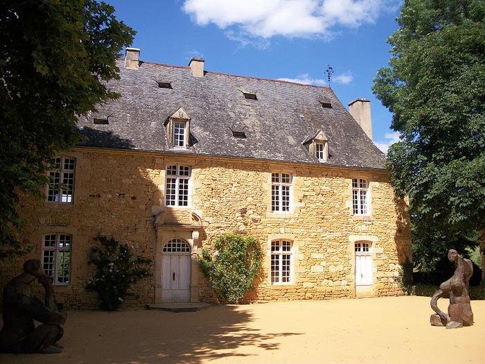 Сады поместья Эриньяк /Les Jardins du Manoir D'Eyrignac 15934