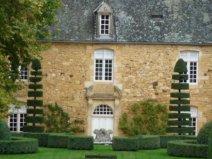 Сады поместья Эриньяк /Les Jardins du Manoir D'Eyrignac 72678