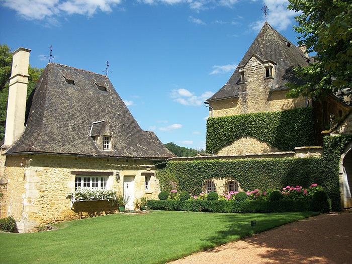 Сады поместья Эриньяк /Les Jardins du Manoir D'Eyrignac 60819