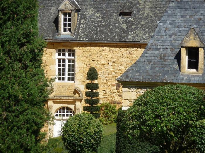 Сады поместья Эриньяк /Les Jardins du Manoir D'Eyrignac 15481