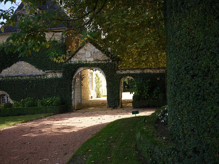 Сады поместья Эриньяк /Les Jardins du Manoir D'Eyrignac 98989