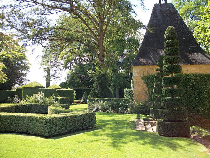 Сады поместья Эриньяк /Les Jardins du Manoir D'Eyrignac 22942