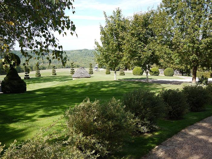 Сады поместья Эриньяк /Les Jardins du Manoir D'Eyrignac 95054