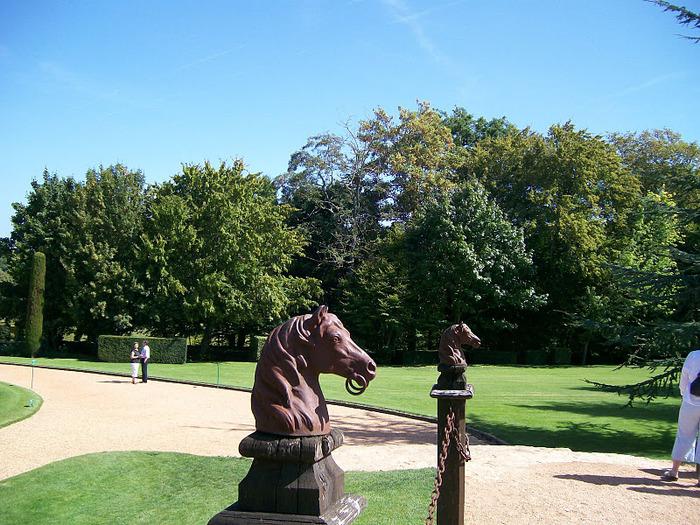Сады поместья Эриньяк /Les Jardins du Manoir D'Eyrignac 11512