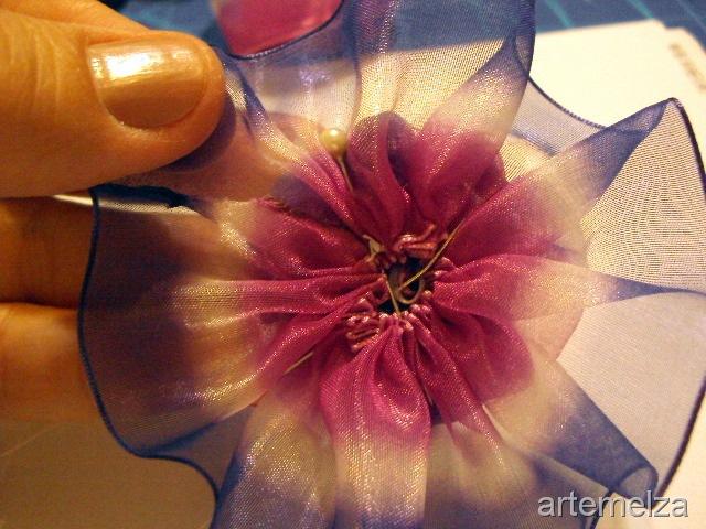 详细的薄纱玫瑰做法(大师班) - maomao - 我随心动