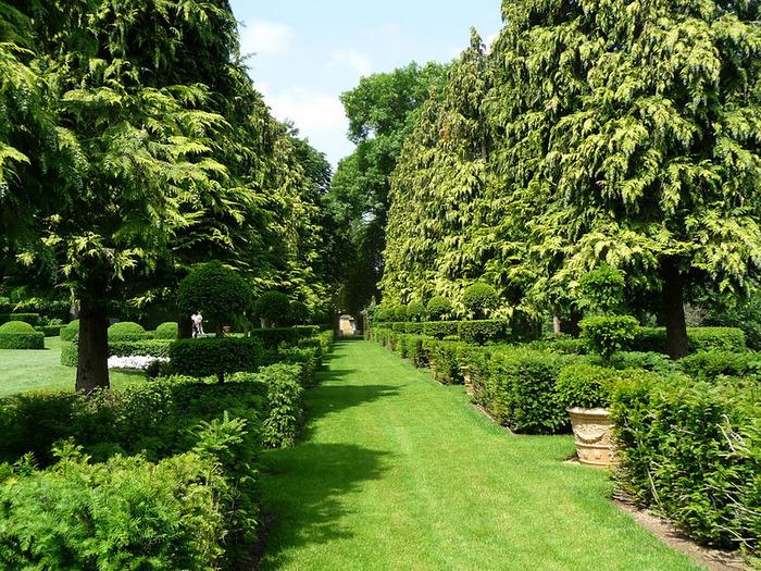 Сады поместья Эриньяк /Les Jardins du Manoir D'Eyrignac 73907