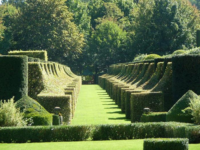 Сады поместья Эриньяк /Les Jardins du Manoir D'Eyrignac 51719
