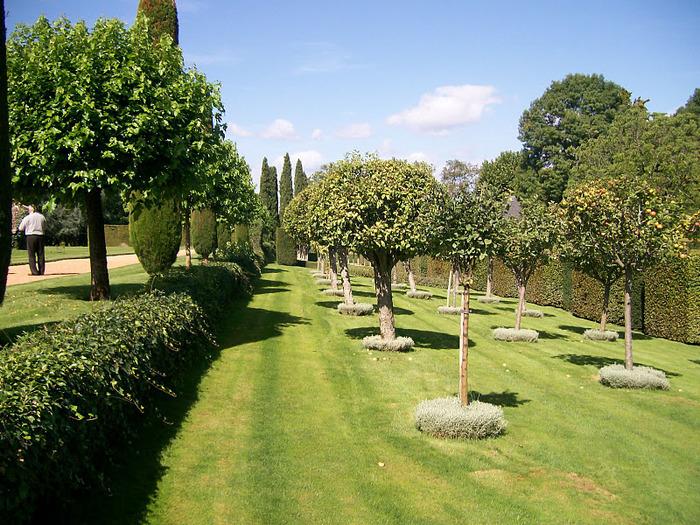 Сады поместья Эриньяк /Les Jardins du Manoir D'Eyrignac 73421