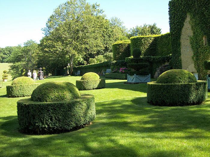 Сады поместья Эриньяк /Les Jardins du Manoir D'Eyrignac 45665