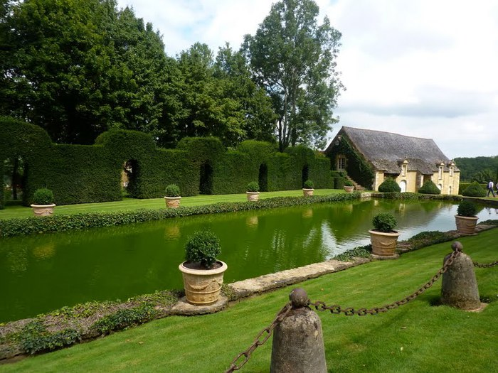 Сады поместья Эриньяк /Les Jardins du Manoir D'Eyrignac 61259