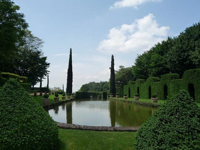 Сады поместья Эриньяк /Les Jardins du Manoir D'Eyrignac 34795
