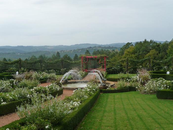 Сады поместья Эриньяк /Les Jardins du Manoir D'Eyrignac 52794