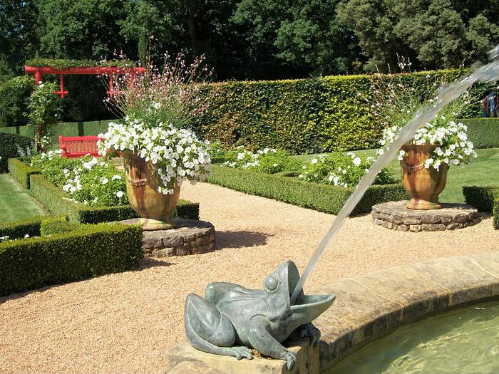 Сады поместья Эриньяк /Les Jardins du Manoir D'Eyrignac 71890