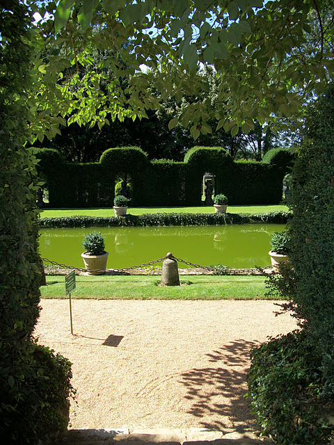 Сады поместья Эриньяк /Les Jardins du Manoir D'Eyrignac 16719