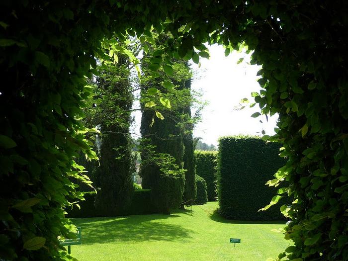 Сады поместья Эриньяк /Les Jardins du Manoir D'Eyrignac 23431
