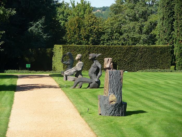 Сады поместья Эриньяк /Les Jardins du Manoir D'Eyrignac 38369