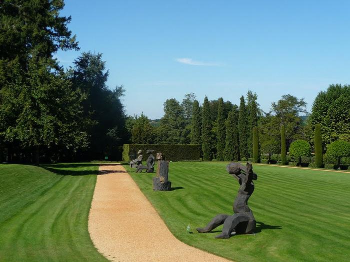 Сады поместья Эриньяк /Les Jardins du Manoir D'Eyrignac 29397