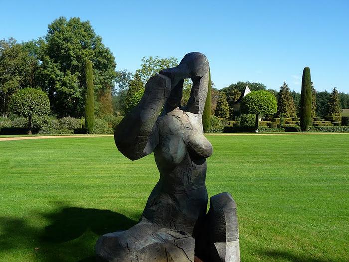 Сады поместья Эриньяк /Les Jardins du Manoir D'Eyrignac 64779