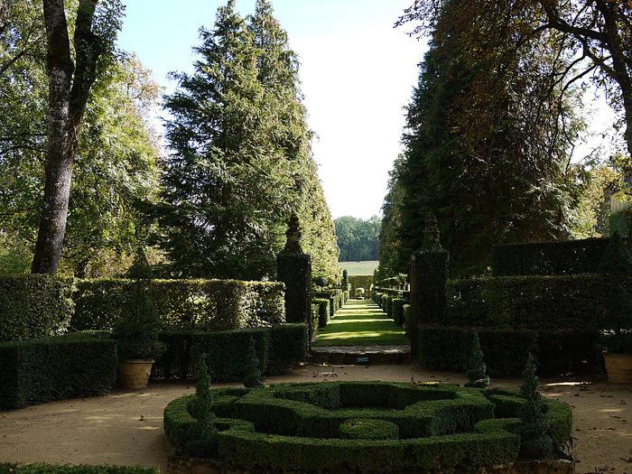 Сады поместья Эриньяк /Les Jardins du Manoir D'Eyrignac 98622