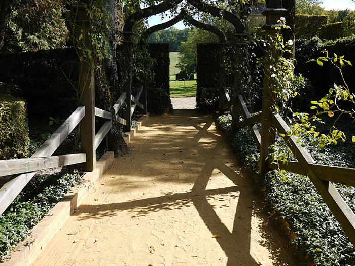 Сады поместья Эриньяк /Les Jardins du Manoir D'Eyrignac 18696
