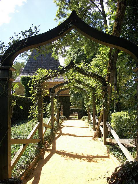 Сады поместья Эриньяк /Les Jardins du Manoir D'Eyrignac 59806
