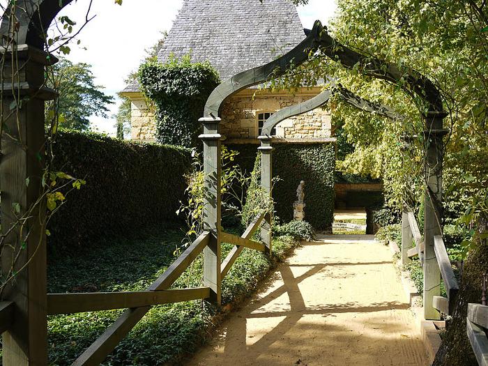 Сады поместья Эриньяк /Les Jardins du Manoir D'Eyrignac 70628