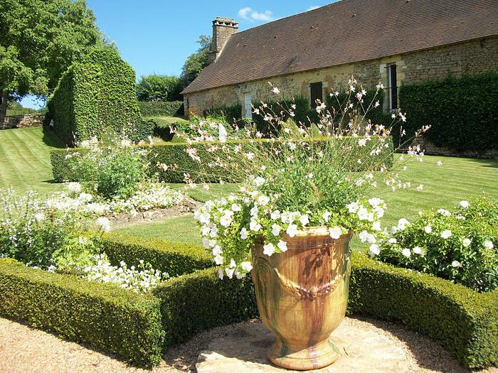 Сады поместья Эриньяк /Les Jardins du Manoir D'Eyrignac 13002
