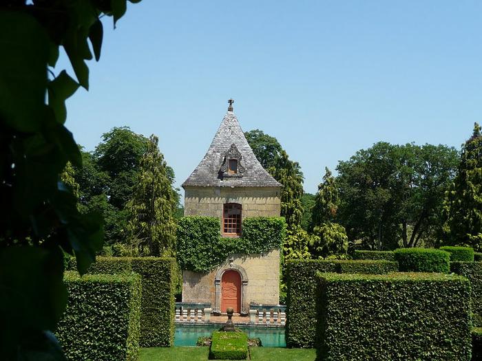 Сады поместья Эриньяк /Les Jardins du Manoir D'Eyrignac 94024